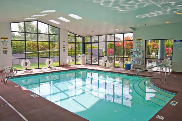 Indendoers-pool