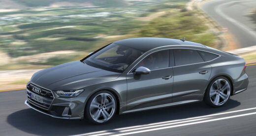 Her får du fem gode grunde til at køre Audi